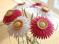 Flower Daisy #2 Die Tutorial