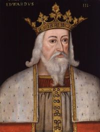 King Edward III, anonymous 16th C.