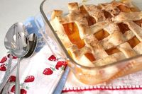 Baba's Southern Peach Cobbler