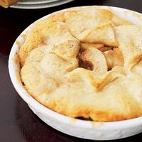 Deep-Dish Apple Cobbler