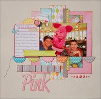 Tickled Pink by Madeline
