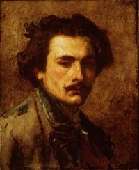 Self-Portrait by Thomas Couture