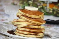 How to Make Perfect Homemade Pancakes | The Old Hen Bed & Breakfast and The Old Hen Blog