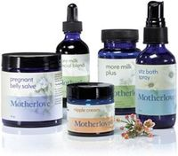 Creating the purest products of the finest quality, Motherlove Herbal Company is dedicated to using certified organic ingredients for a holistic way to soothe, pamper and enrich the pregnant or breastfeeding body. Certified cruelty free and without the us...