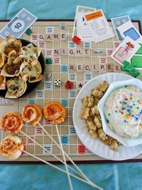 GAME NIGHT Recipes