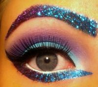 Glitter! Awesome!
