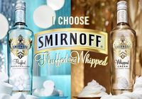 Smirnoff Fluffed Marshmallow & Whipped Cream Flavored Vodka Recipes