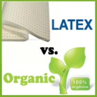 Organic Mattresses vs. Latex Mattresses