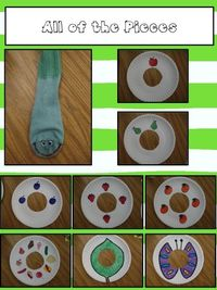 Mrs. Plant's Press: Hungry caterpillar