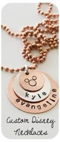 Cute couples necklace - i want one!