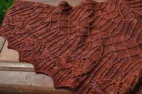 Ravelry: Leaflette Shawl pattern by Stormy Autumn