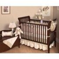 BeDazzled Custom Crib Bedding (135 x 135)