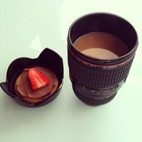 Breakfast in a lens