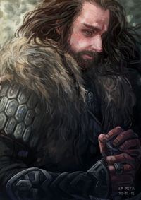 Thorin Oakenshield by *EM-MIKA on deviantART
