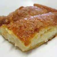 Sopapilla Cheesecake - It was a big hit with the whole family! So whether you want to eat this for breakfast or dessert, your mouth will definitely thank you!