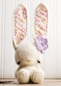 another sweet crochet bunny