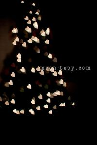 O Cheap Fake Christmas Tree, How Symbolic Are Your Branches #bokeh