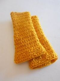 Girls Crochet Legwarmers!