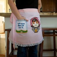 Cooking Mama apron XD