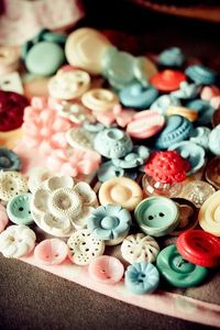 buttons...love this image!