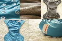 lil helper Charcoal Bamboo Cloth Diaper - uh HELLLLLO. Cute colors, amazing fabrics and a wonderful design. I would love to replace half my diaper stash with this diaper (need some Little Bee Changed diapers too!) For every 3 diapers purchased the...
