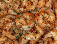 Ruth's Chris Barbecue Shrimp