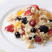 Couscous and Fruit Salad
